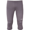 The North Face M's Better Than Naked Capri Vanadis Grey/Power Orange